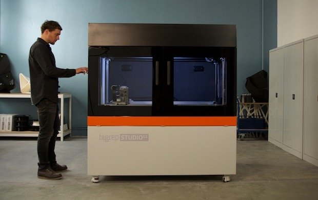 ビッグレップが新型大型3DプリンターSTUDIOG2シリーズをリリース