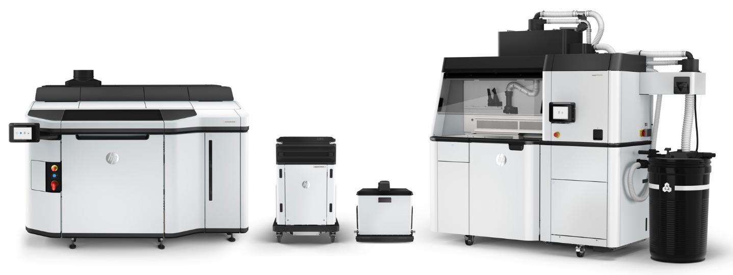 HPが最新3Dプリンター「HPジェットフュージョン5200シリーズ」をリリース