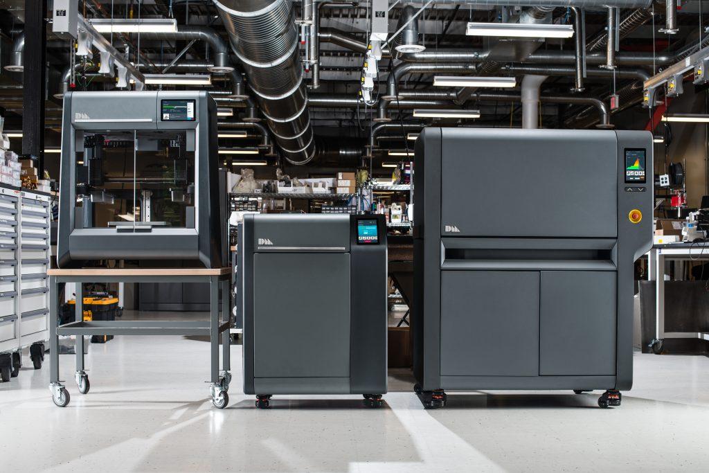 デスクトップメタルがスタジオシステムのヨーロッパ市場への出荷を開始