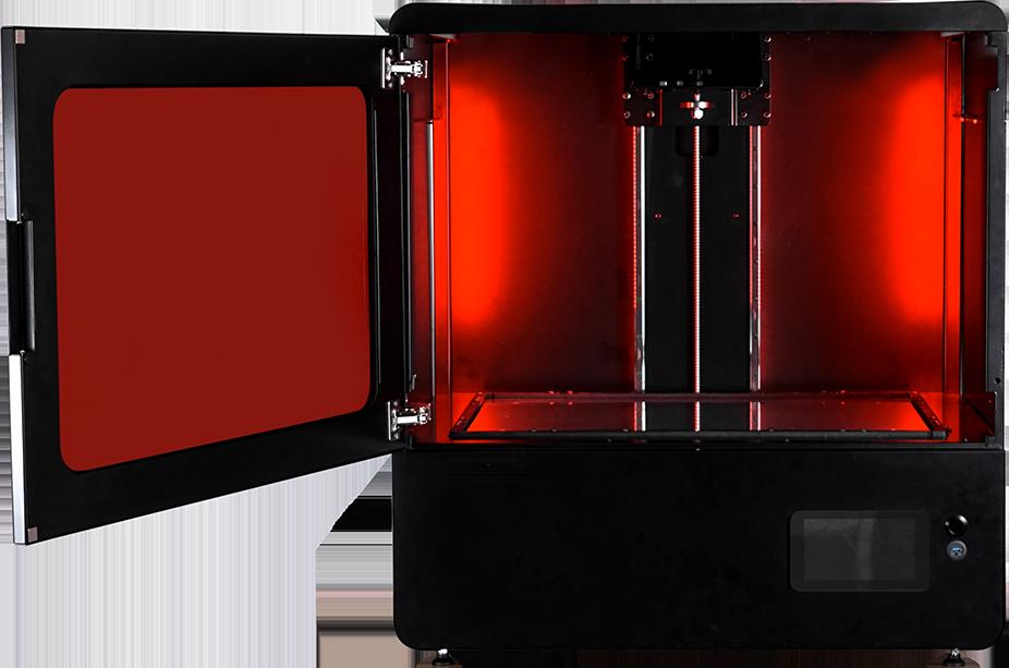 イギリスの3Dプリンターメーカーが大型DLP3Dプリンターをリリース