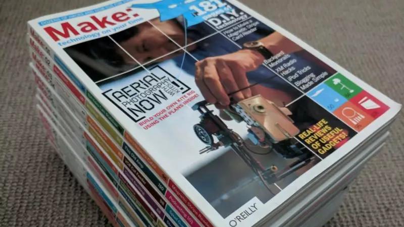 Maker Mediaが事業停止、全従業員を解雇へ