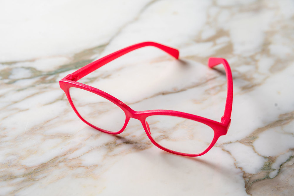 カリフォルニアのベンチャー企業が子供用メガネを3Dプリンターで製造