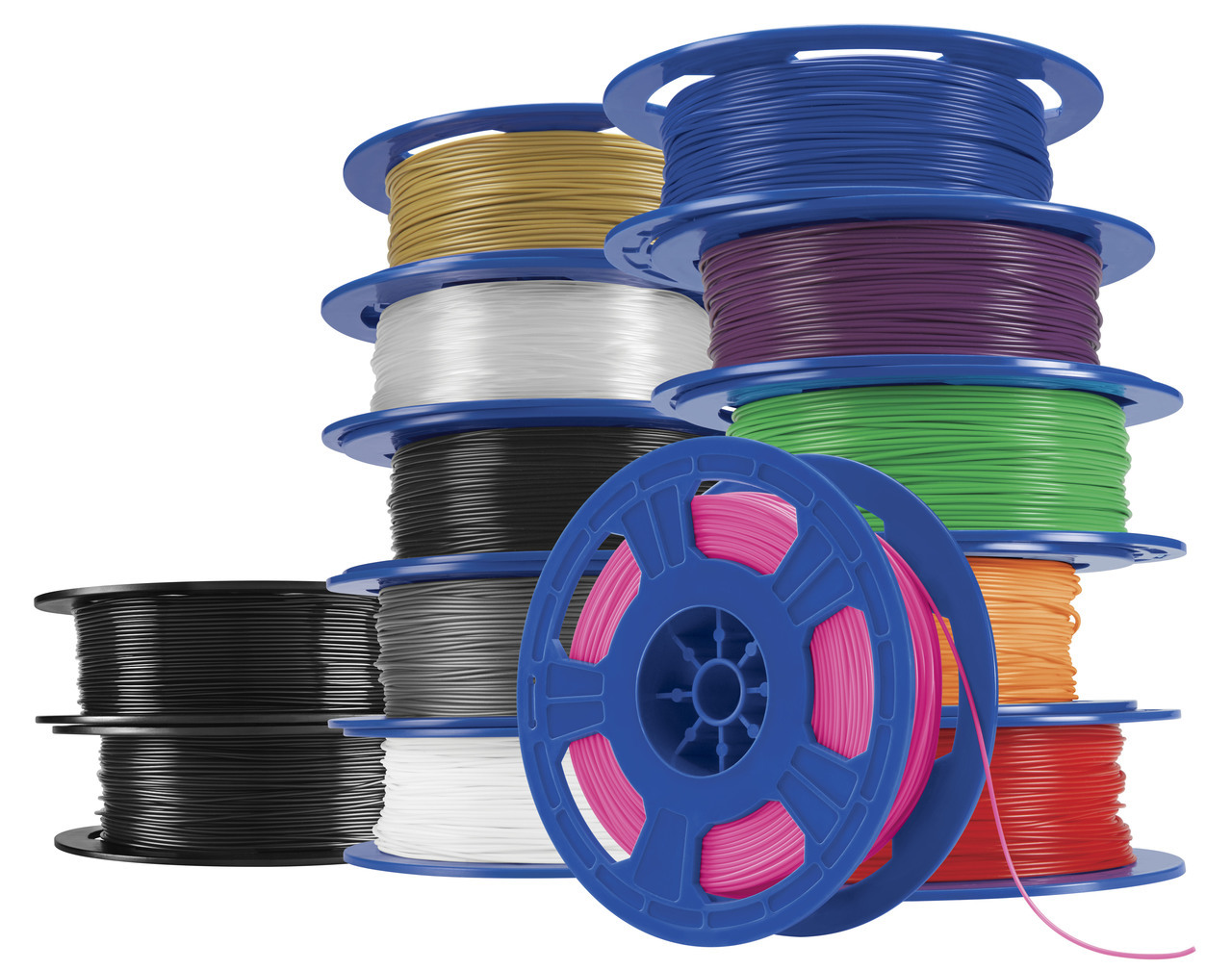 3Dプリンター用フィラメント市場が2025年に13億1027万ドル規模に成長
