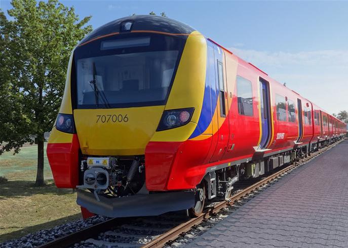 イギリスの鉄道会社が3Dプリンターで鉄道車両用消耗部品を製造