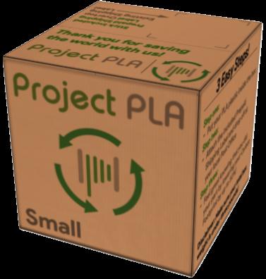 アメリカの高校生がリサイクルPLAフィラメント製造のキックスターターキャンペーンを開始