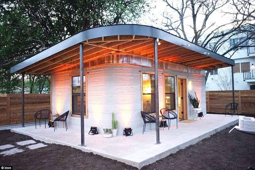 ロサンゼルス市議会がホームレス用3Dプリント住宅の建設を提案