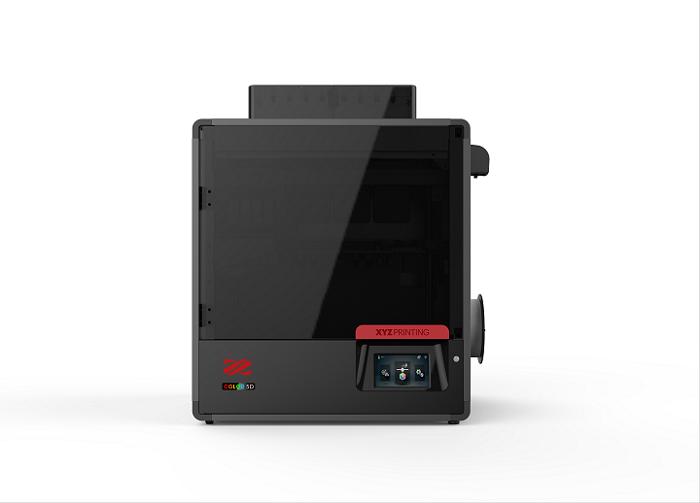 XYZプリンティングが「ダ・ヴィンチ・カラー5D3Dプリンター」をリリース