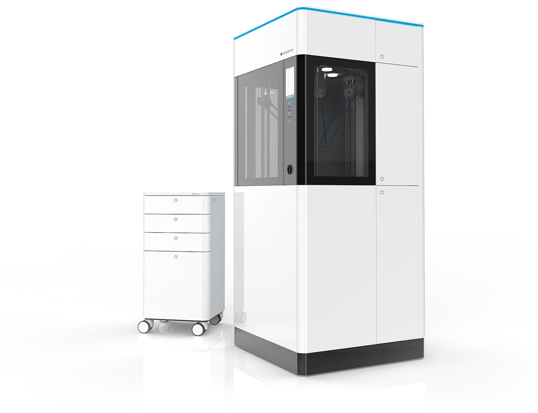 ドイツの3Dプリンターメーカーがクリーンルームチェンバー3Dプリンターを開発