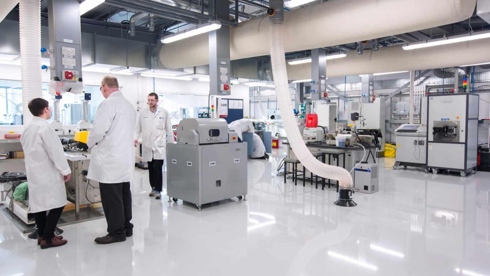 英プロセス・イノベーション・センターが中小企業のアディティブ・マニュファクチャリング導入に230万ポンドの助成金を支給