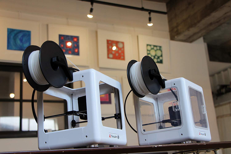 ニンジャボットの小型3Dプリンター「コペン」「クッキー」の累計販売台数が400台を突破