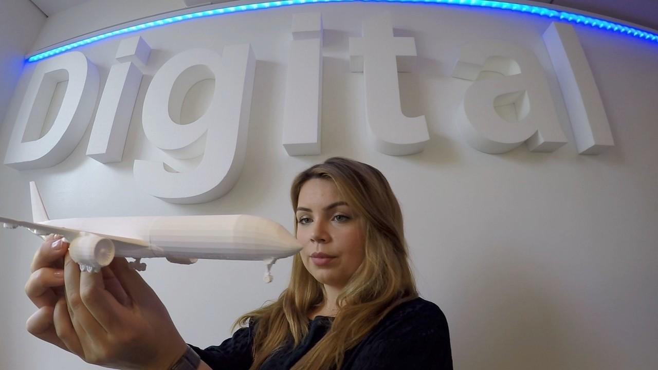 ブリティッシュ・エアウェイズが航空機用消耗部品を3Dプリンターで製造へ