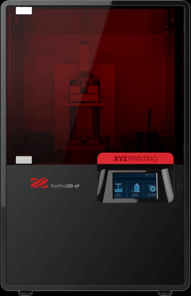 XYZプリンティングが新型DLP3Dプリンターをリリース