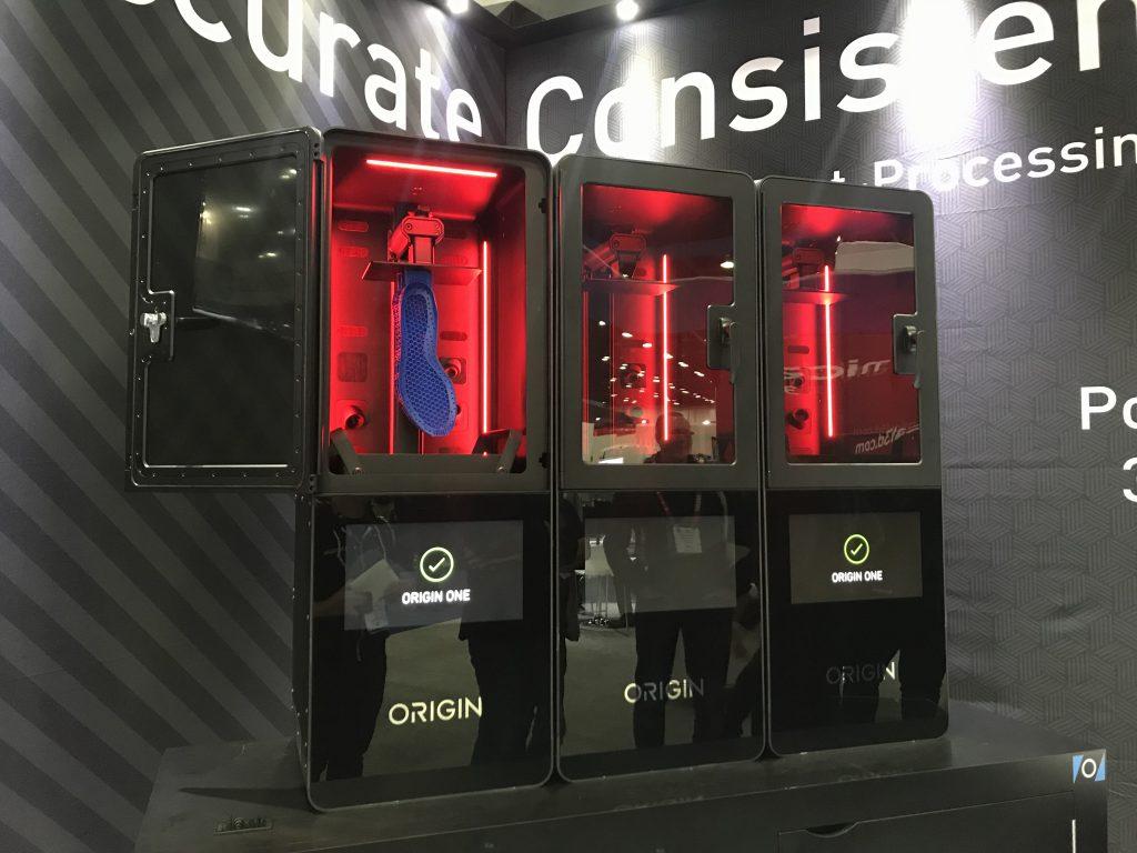 オリジンがオリジン・ワン3Dプリンターの出荷を開始