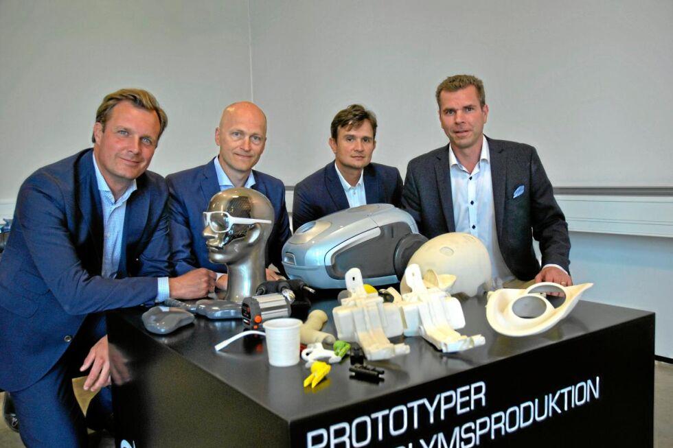 スウェーデンの3Dプリンティング企業のプロトタルがデンマークの3Dプリンティング企業のダムヴィグを買収