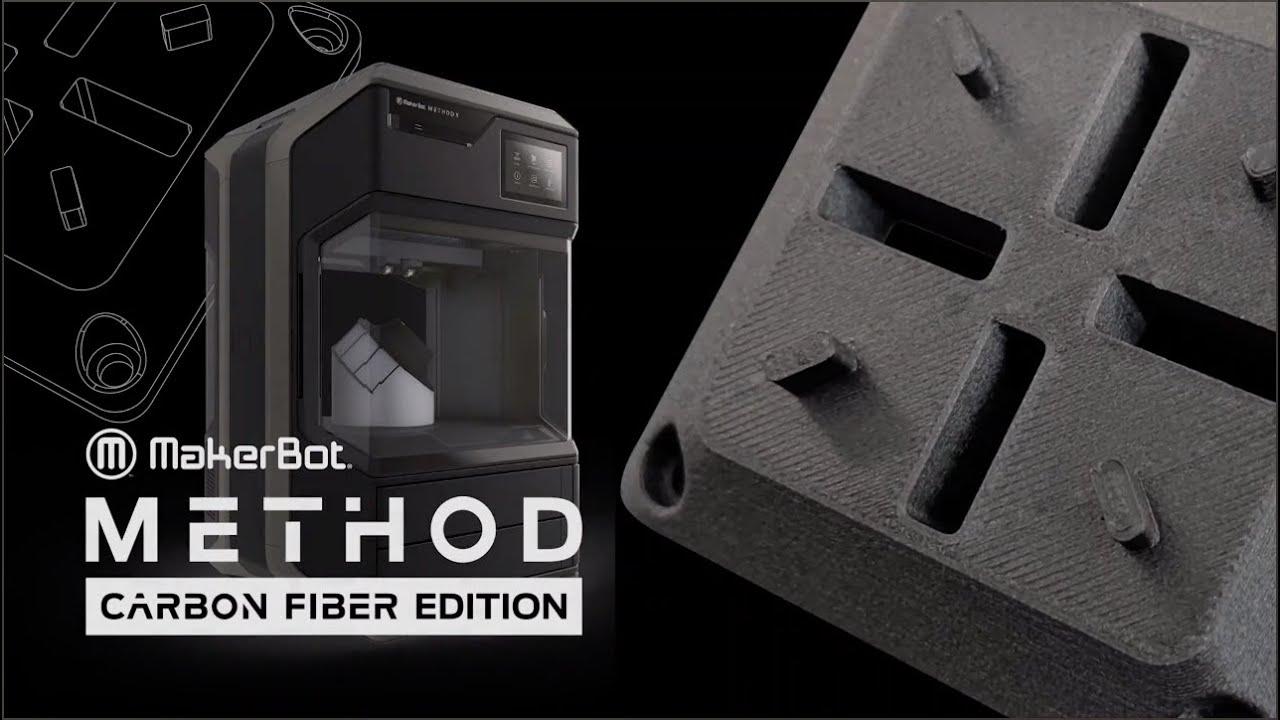 メーカーボット・インダストリーズがカーボンファイバー3Dプリンターをリリース