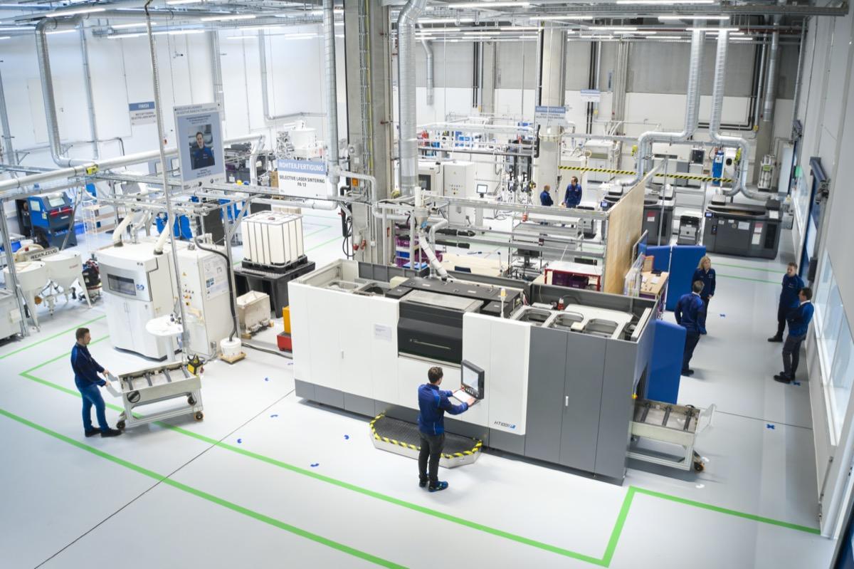 BMWがアディティブ・マニュファクチャリング・キャンパスを開設