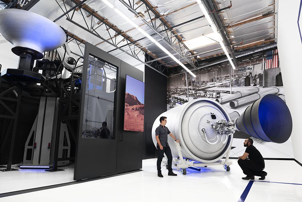 リラティビティ・スペースが南カリフォルニアにロケット打ち上げ拠点を確保