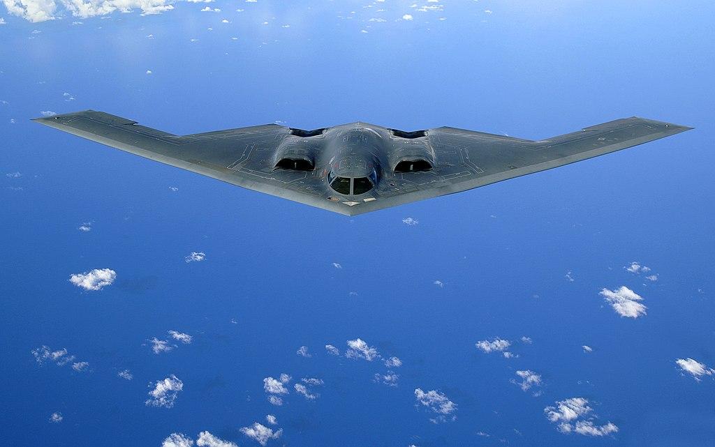 アメリカ空軍がB2ステルス爆撃機用パーツを3Dプリンターで製造