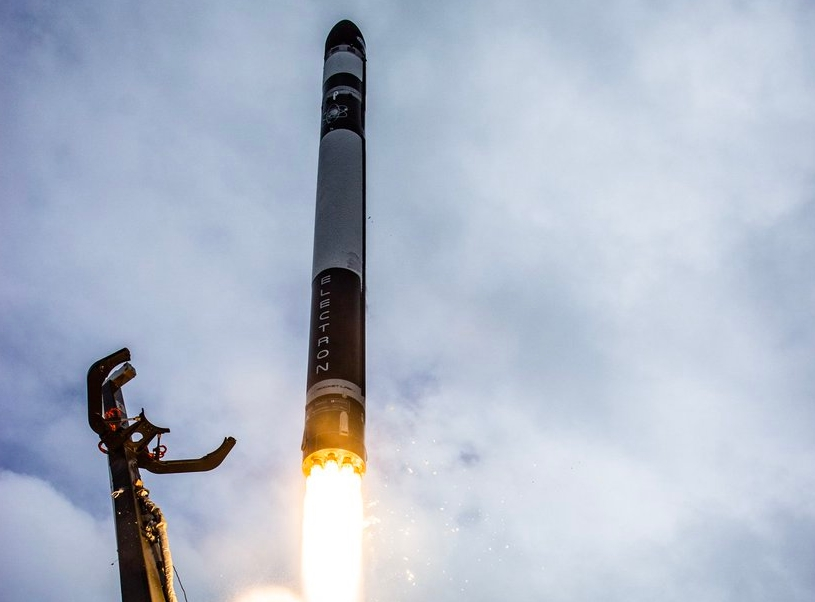 ロケット・ラブがエレクトロンロケットの打ち上げに失敗