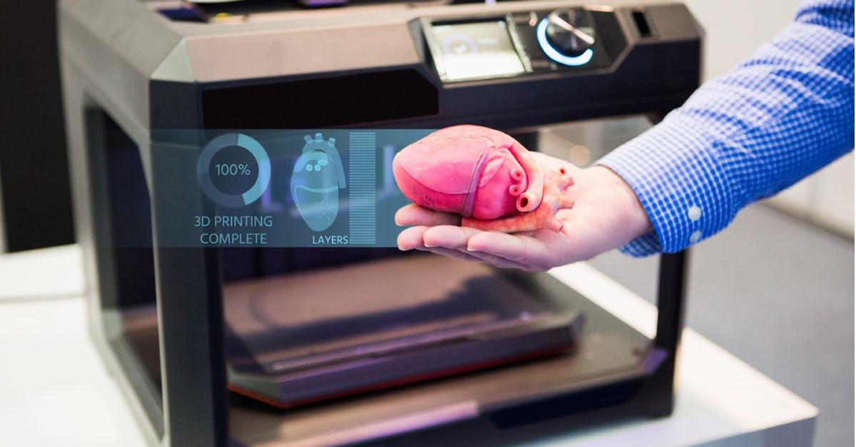 医療用3Dプリンティング市場が2027年に39億3千万ドル規模へ