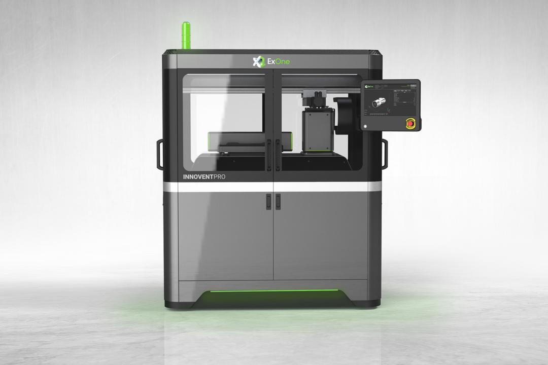 ExOneがエントリーレベルのバインダージェット3Dプリンターをリリース