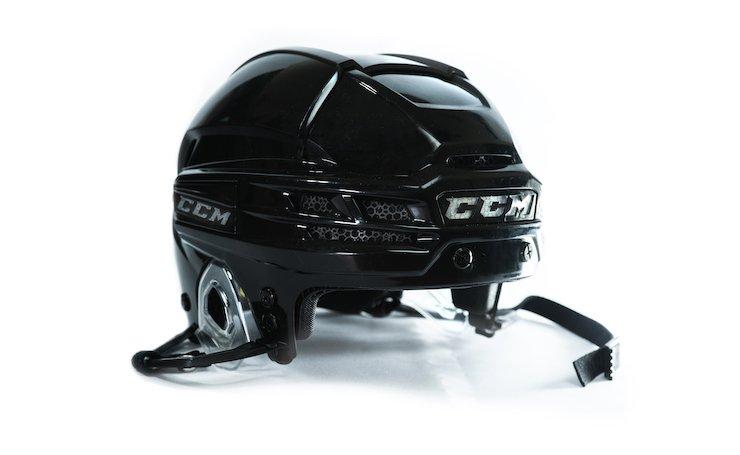 カーボンとCCMホッケーが史上初のNHL公認ホッケー用ヘルメットを製造