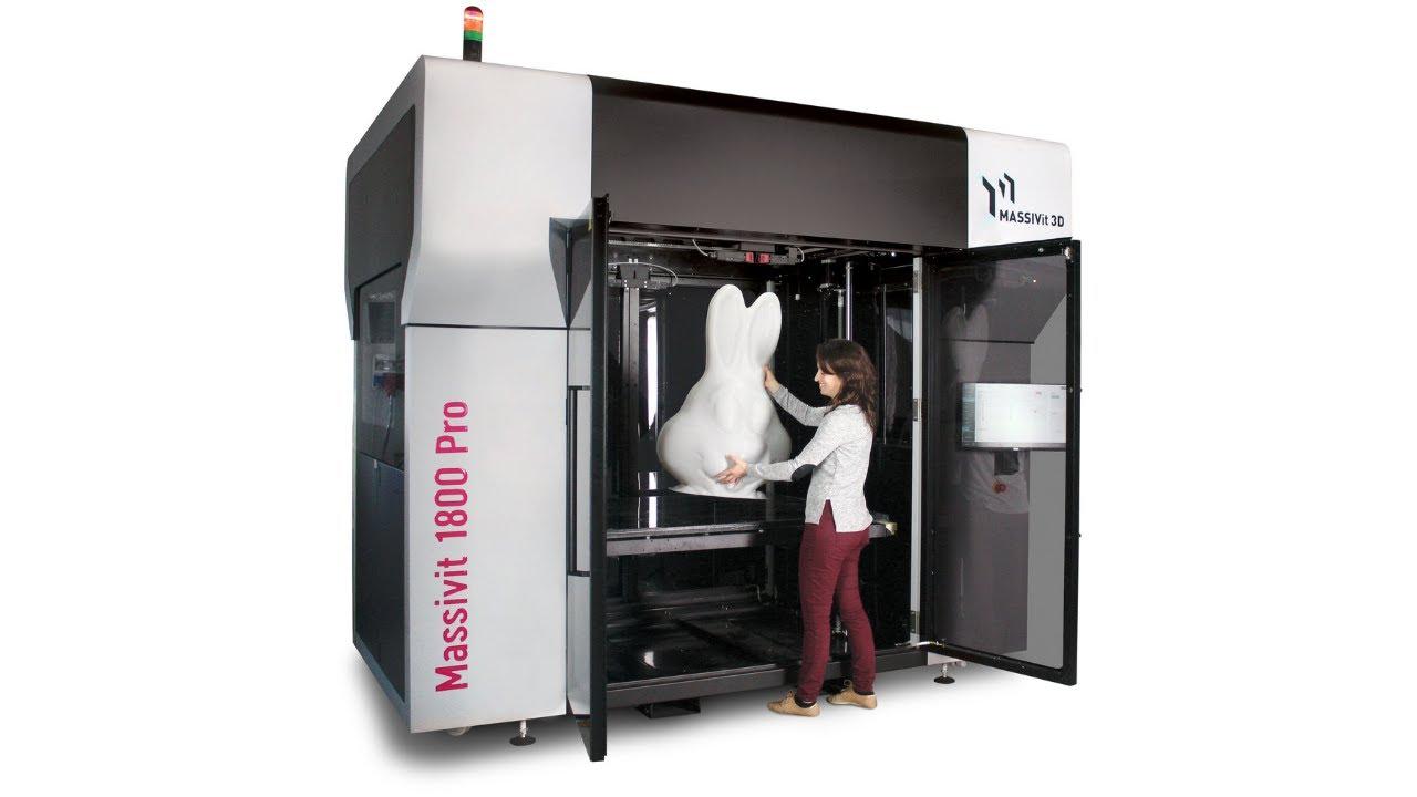 Massivit 3Dがソリッドプリント3Dと販売代理店契約を締結