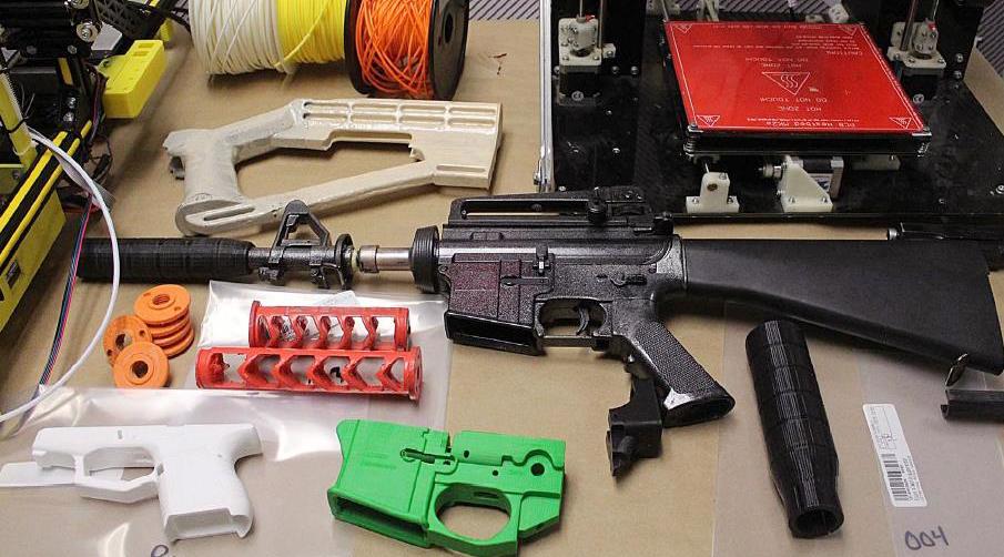 カナダ・アルバータ州在住の男が3Dプリント銃の製造で逮捕