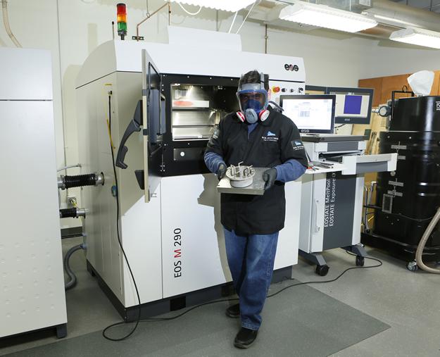 テキサス大学エルパソ校がヤングスタウンに3Dイノベーションセンターの分院を設立