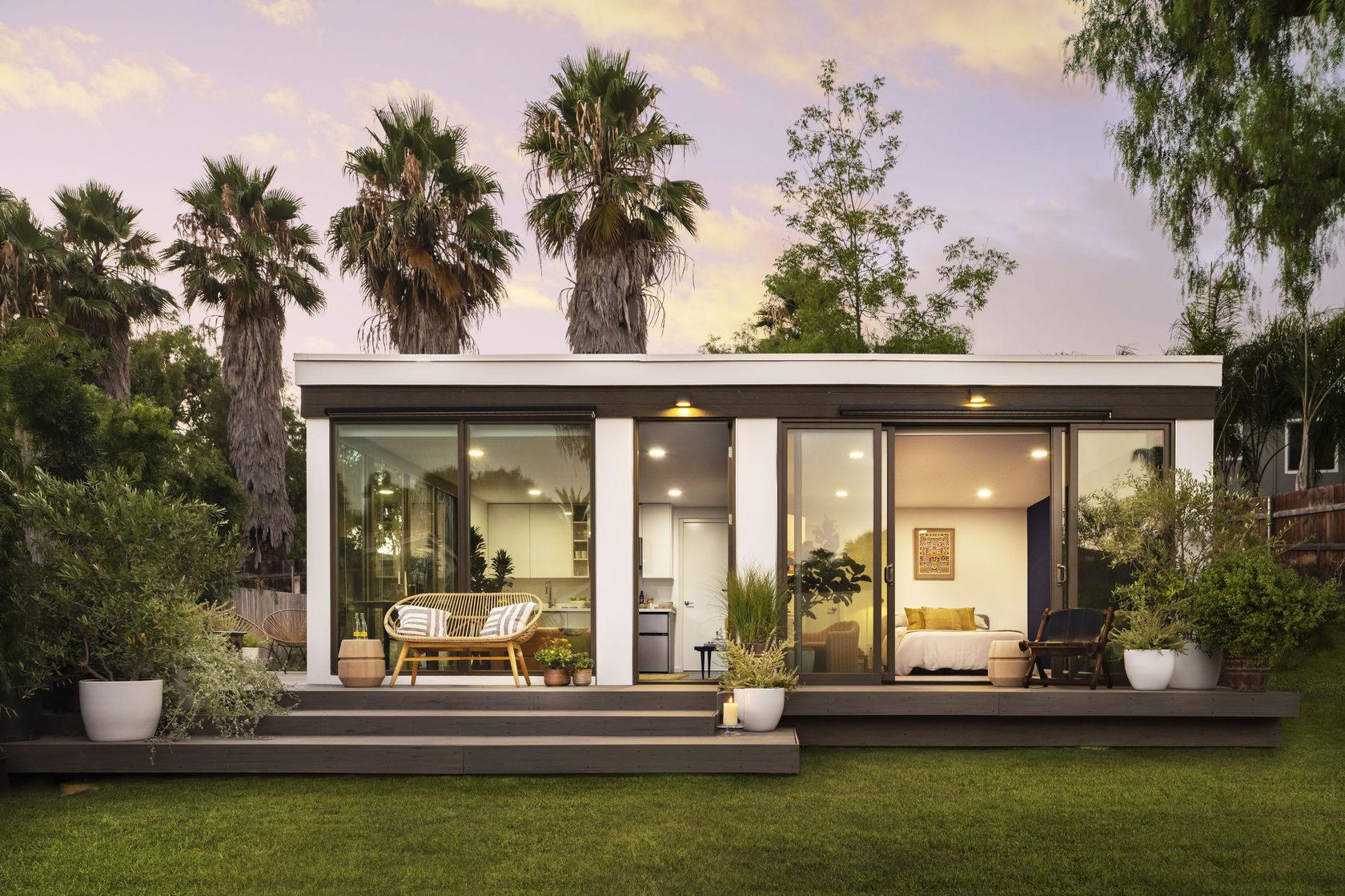 カリフォルニアのスタートアップ企業が小型3Dプリント住宅の販売を開始