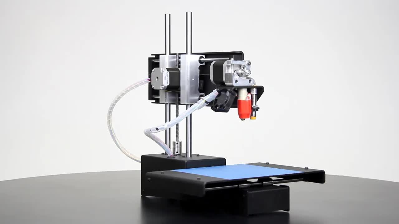 Printrbotが事業再開、新型3Dプリンターをリリース