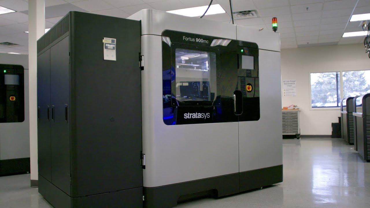 イタリアの3Dプリンティング・サービスビューローがストラタシスの大型3Dプリンターを導入