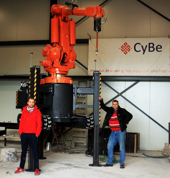 Cybe建設がニュージーランド初の3Dプリントベンチを製造