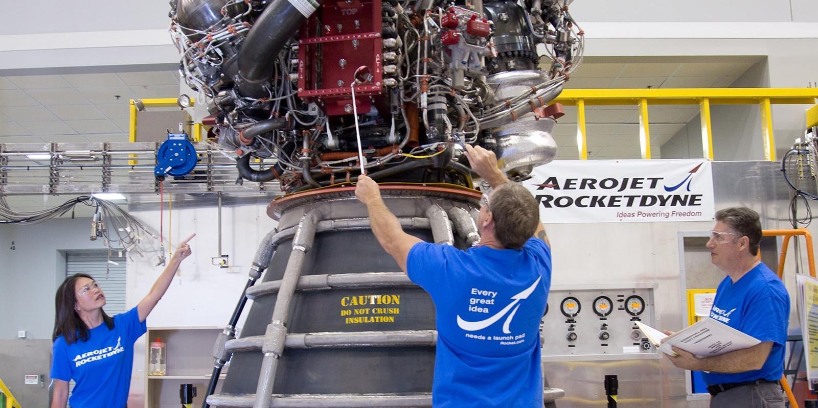 ロッキードマーティンがエアロジェット・ロケットダインを買収