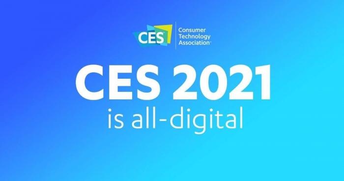 ラスベガス家電見本市CES2021がオンラインで開催