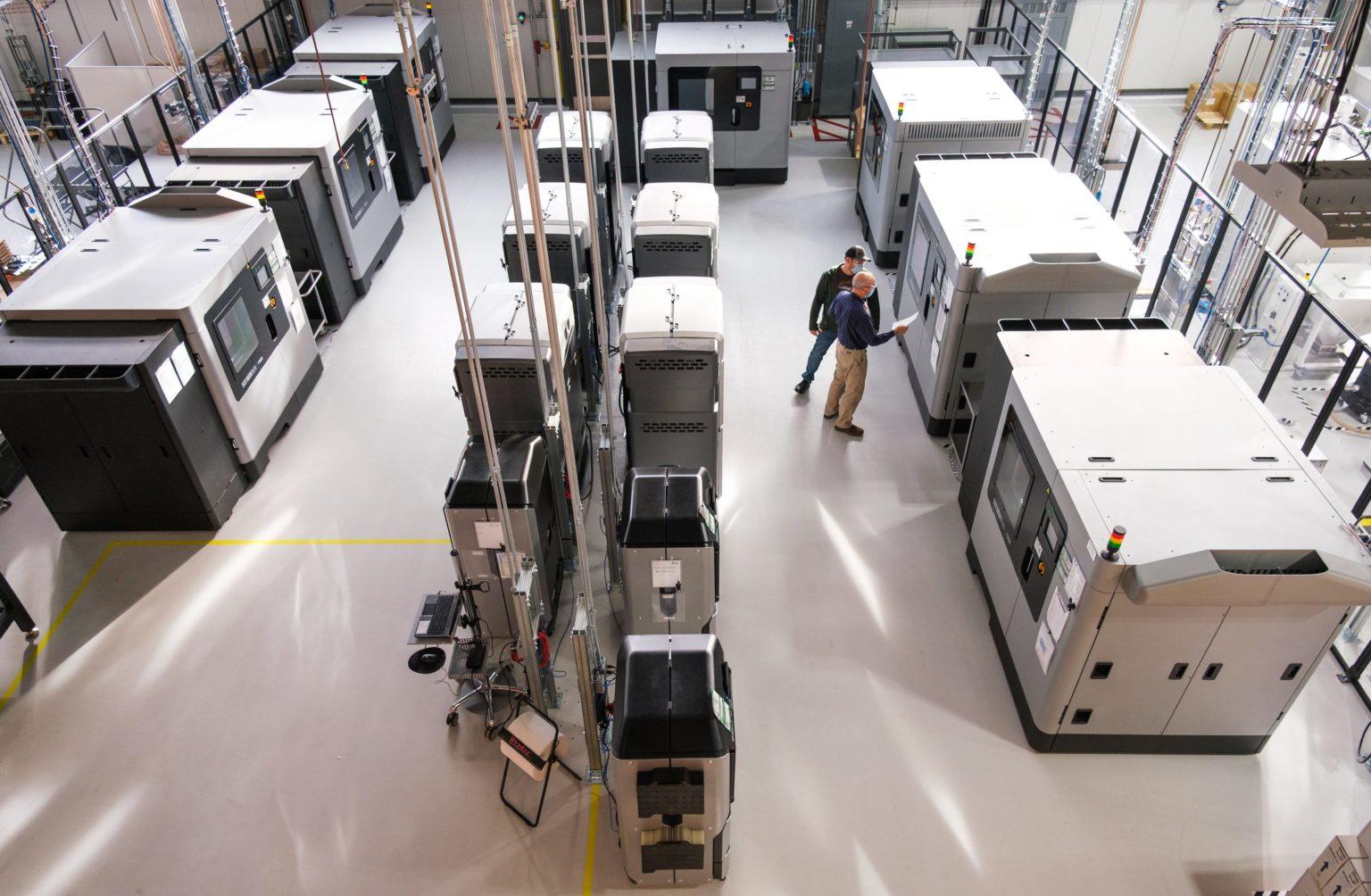 ゼネラルモーターズがデトロイトにアディティブ・インダストリアライゼーション・センターを開設