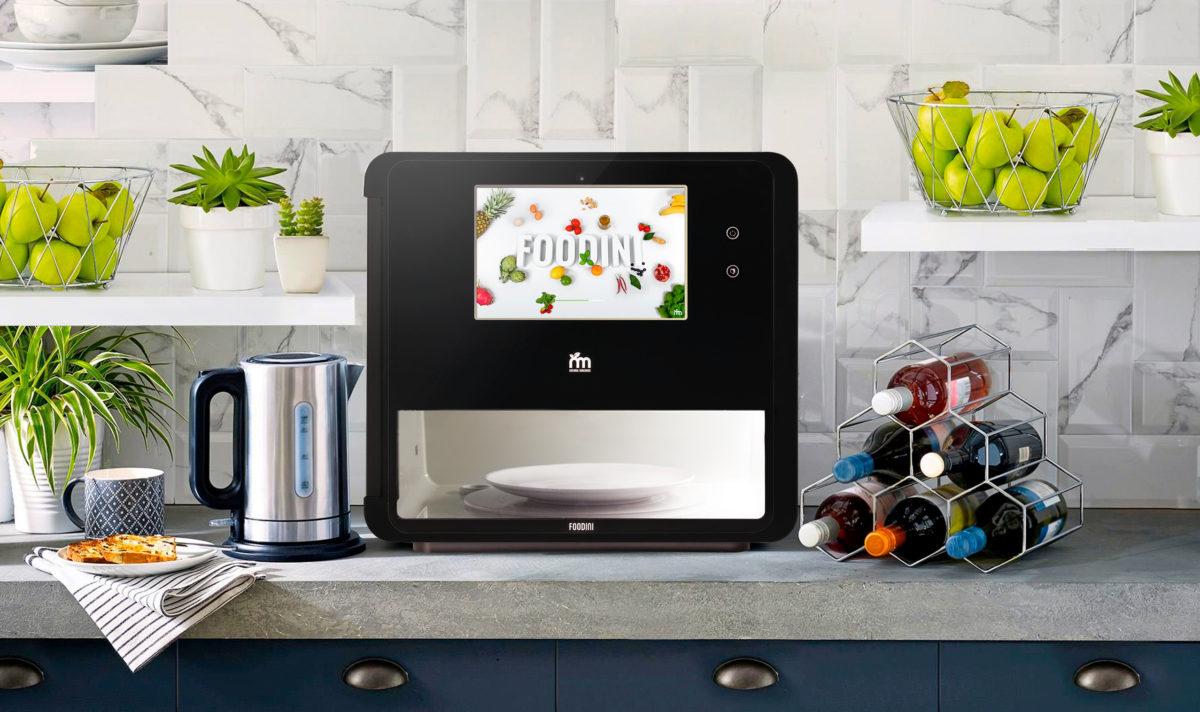 スペインのミシュランスターレストランがFoodiniのフード3Dプリンターを採用