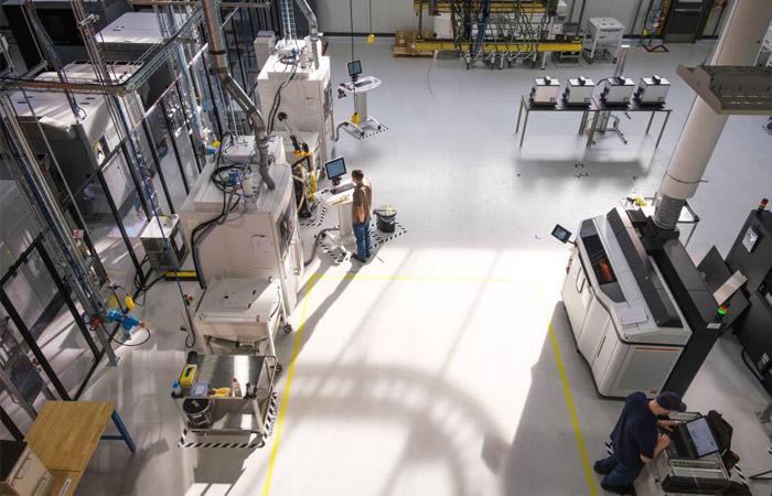 GMのアディティブ・マニュファクチャリング・センターが稼働開始