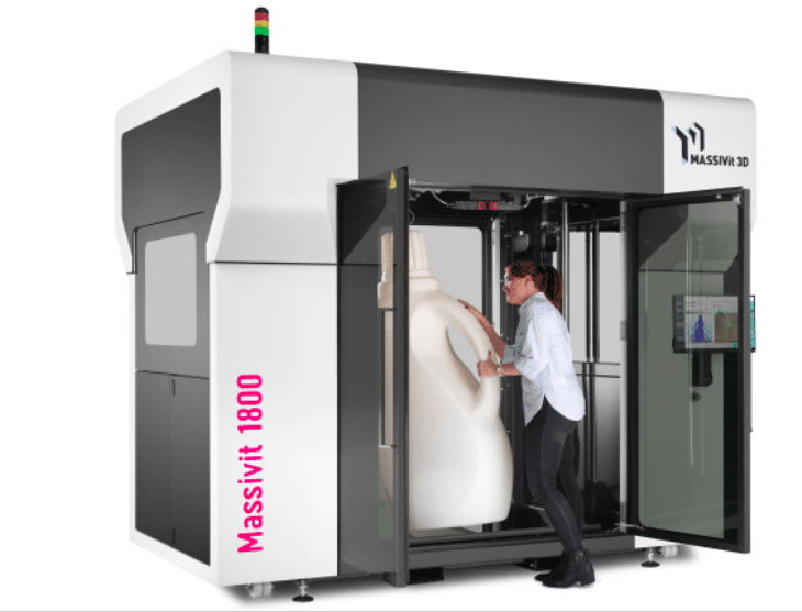 Massivit 3Dがテルアビブ証券取引所にIPOを計画
