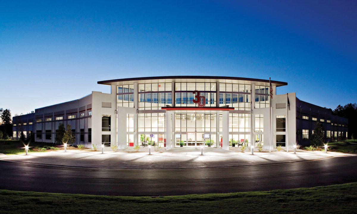 スリーディーシステムズが本社キャンパスを拡張