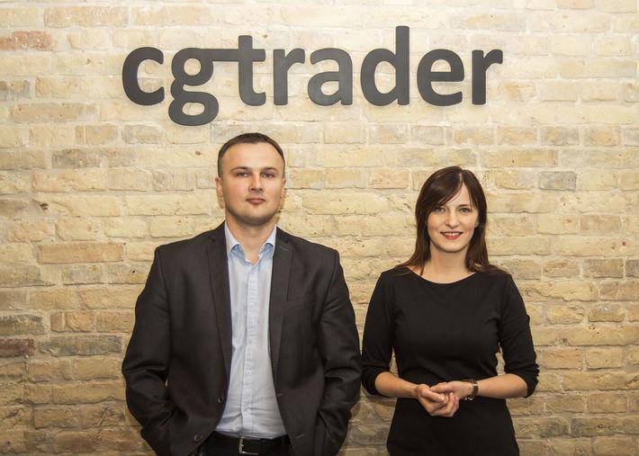 3DモデルプロバイダーのCGTraderがシリーズB投資で950万ドルを調達
