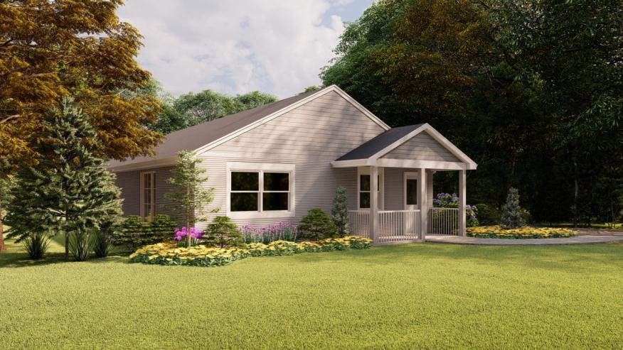 アメリカで世界最大の3Dプリント住宅の販売が開始