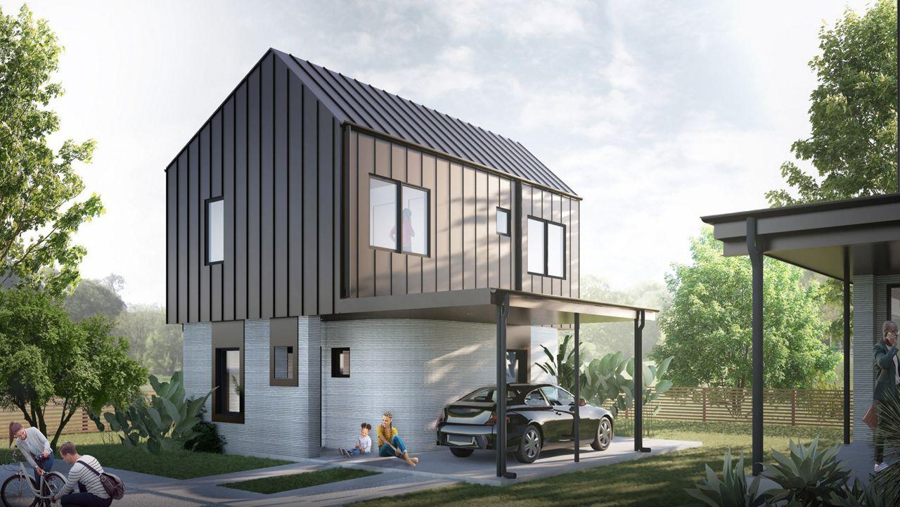カンザスシティの建設会社が3Dプリント住宅の販売を開始