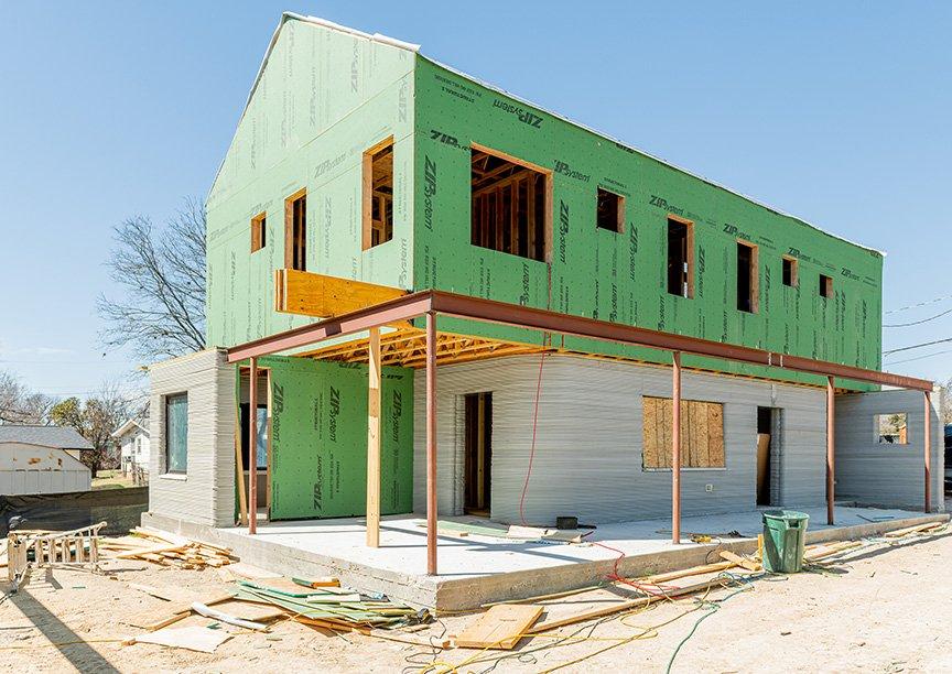 テキサス州オースティンで3Dプリント住宅の販売開始