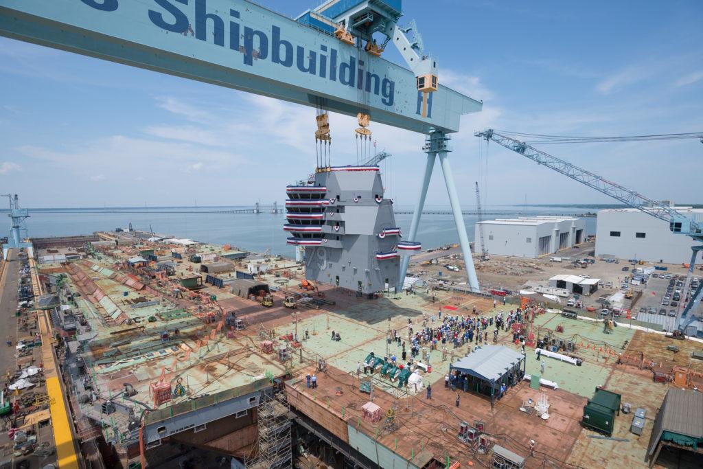 スリーディーシステムズがニューポート・ニューズ造船所と共同で造船用合金パウダーを製造