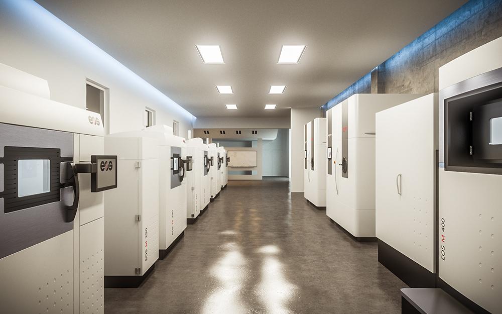 ニコンがアメリカのメタル3Dプリンターメーカーのモーフ3Dを買収