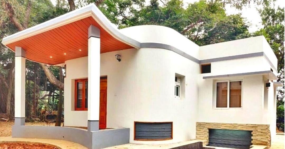 インド初の3Dプリント住宅が完成