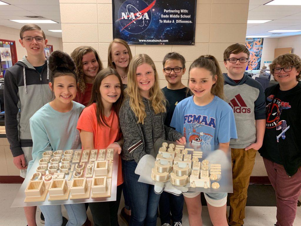 アメリカ・メイクスが中学生用バーチャル・アディティブ・マニュファクチャリング教育パイロットプログラムを実施