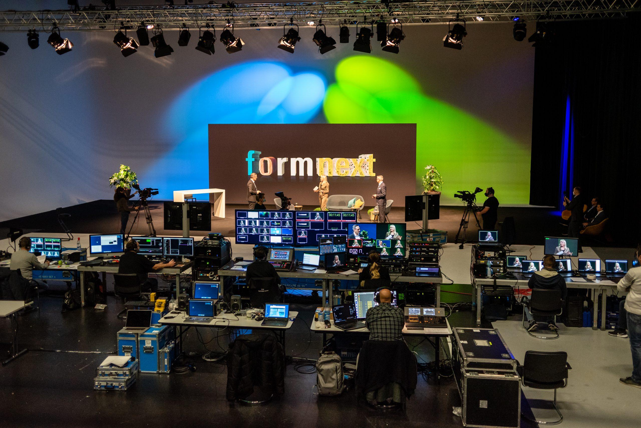 Formnext 2021の出展申込企業数が350社を突破