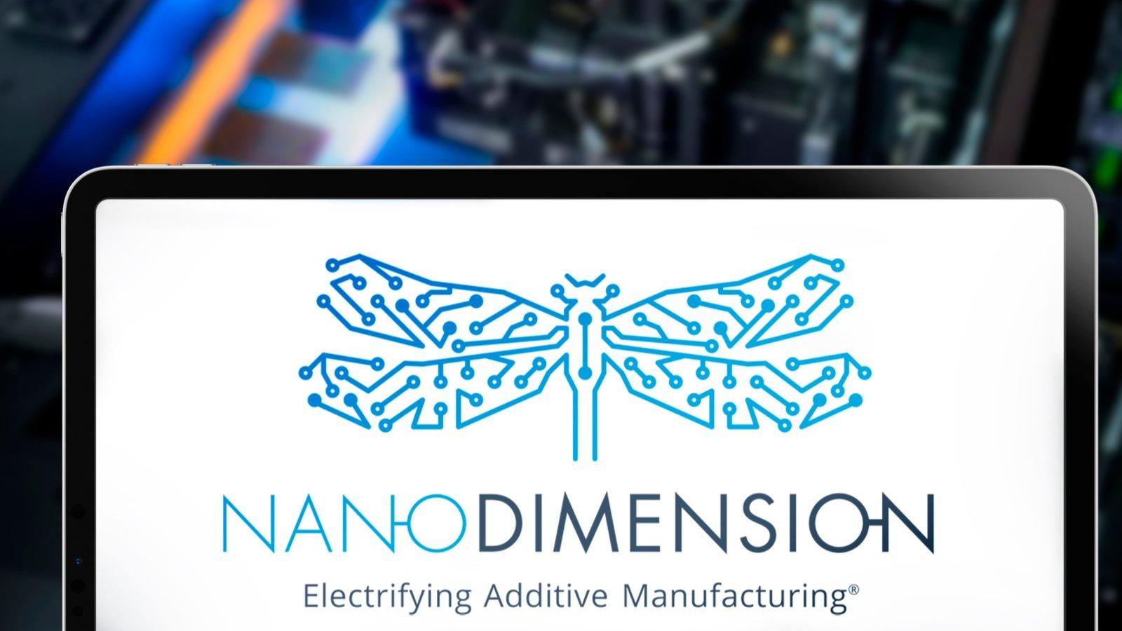 ナノ・ディメンションが2021年度第一四半期決算を発表
